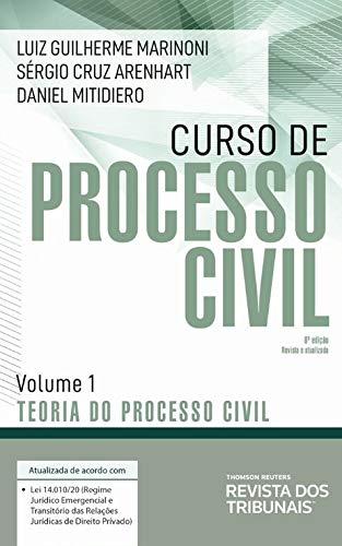 Curso De Processo Civil - Vol. 1 6º Edição