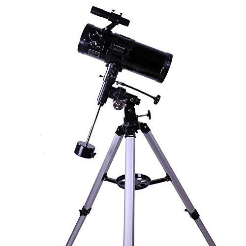 QYH 1000114EQ telescopio Profesional de Alta definición de Alta definición Reflexivo 500 aumentos para la astronomía