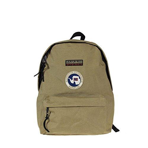 Napapijri Voyage City mochila mochila mochila mochila de ocio al aire libre mochila mochila Desert Beige