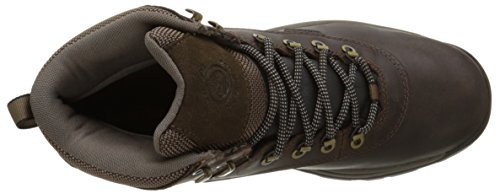 Timberland White Ledge Men's Waterproof Boot,Dark Brown,14 M US