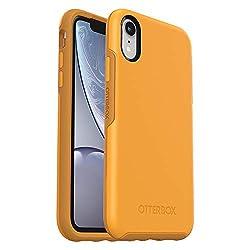 cheap OtterBox SYMMETRY SERIES iPhone Xr Case-Retail Package-ASPEN (CITRUS / SUNFLOWER)