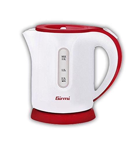 Girmi BL10 Bollitore 800 CC, 900 W, 7 Cups, Plastica
