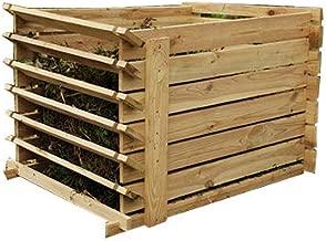 Amazon.es: compostador de madera