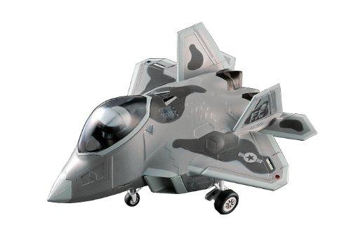 Hasegawa TH17 Egg Plane F-22 Raptor Model Building Kits
