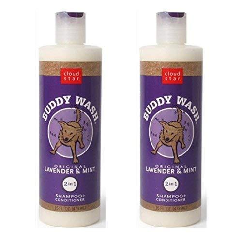 Cloud Star Buddy Wash Lavender & Mint 2-in-1 Dog Shampoo + Conditioner 32 Oz