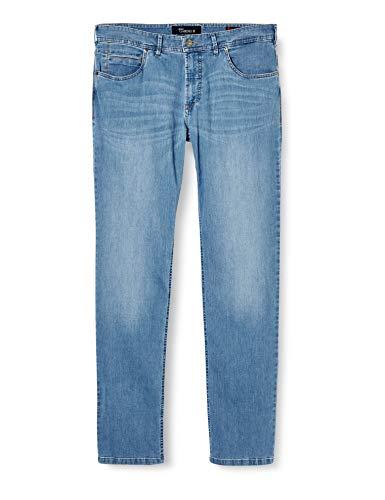 Atelier GARDEUR Herren Batu Move Lite Straight Jeans, Blau (Blau 165), W35/L30 (Herstellergröße:35/30)