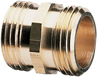 Nelson 855734-1001 Industrial Brass Pipe and Hose, Double Male