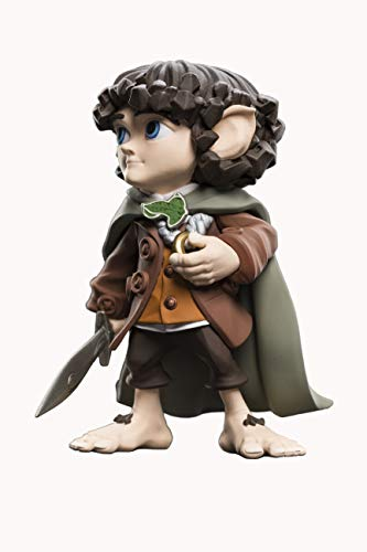 Weta Collectibles Señor de los Anillos bolsón Figura Mini Epics Frodo, Multicolor, única (Weta Workshop WETA865002521)