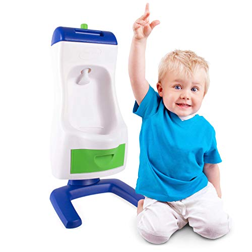 Product Image of the Peter Potty Flushable Toddler Urinal The Easiest Way To Potty Train