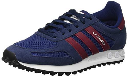 adidas La Trainer, Zapatillas de Gimnasia para Hombre, Azul (Collegiate Navy/Collegiate Burgundy/Dark Blue), 39 1/3 EU