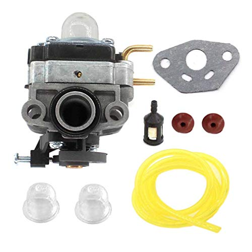 AISEN Carburetor for 753-05676A Troy-Bilt TB4BP TBP6160 TB4BPEC Backpack Blower Carb Gasket