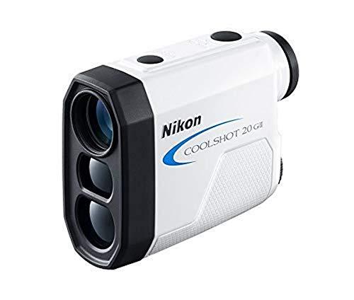 Nikon Coolshot 20 GII - Telemetro Laser, 5-730 Metros, Blanco
