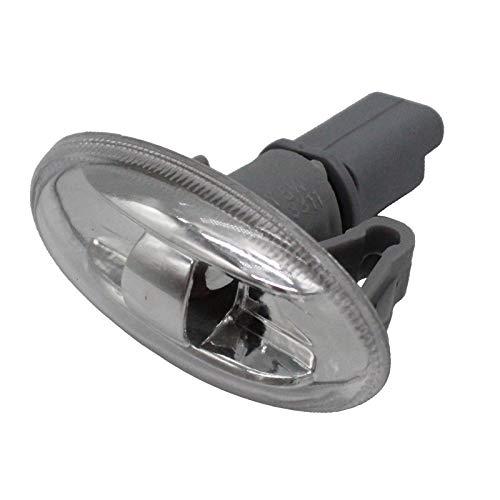 #N/a Repetidor de luz lateral 6325G3 para 107 108 206 socio, seguridad de conducción, compacto y ligero