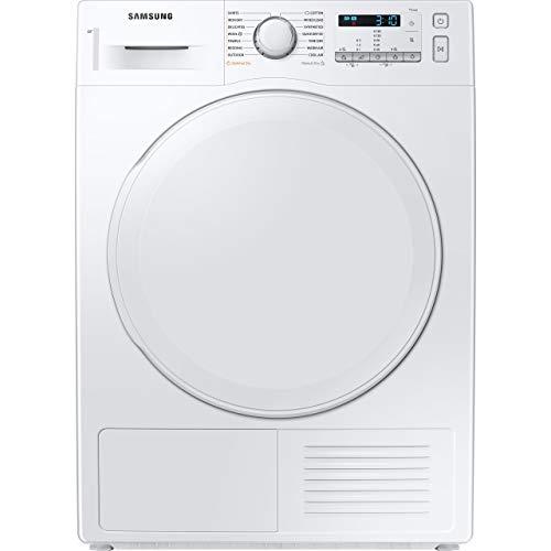 Samsung DV80TA020DW Series 5 OptimalDry Freestanding 8kg Heat Pump Tumble Dryer - White