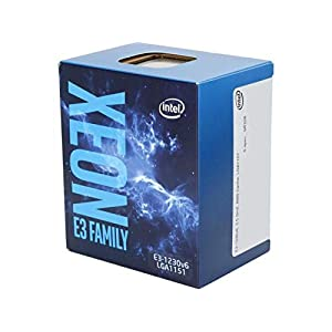 Comprar Intel Xeon E3-1230 V6 3.5 GHz Socket 1151 Boxed