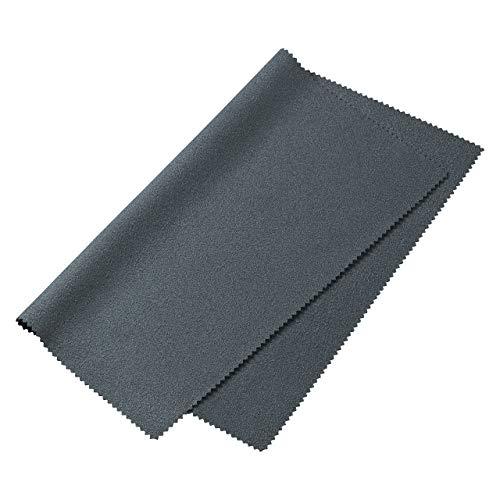 サンワサプライ クリーニングクロス(タブレット用) CD-CCTAB1GY 200×230mm(タブレット用)