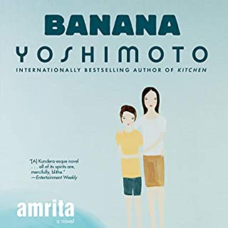 Kitchen Audiobook By Banana Yoshimoto Audible Com
