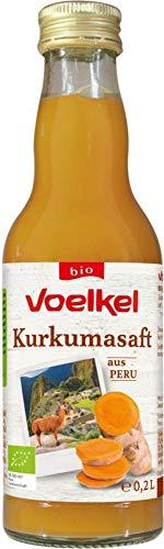 Voelkel Bio Kurkumasaft aus Peru (6 x 200 ml)