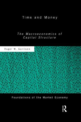 Time and Money: The Macroeconomics of Capital Structure...