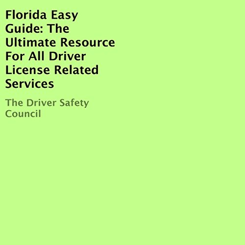 Florida Easy Guide audiobook cover art