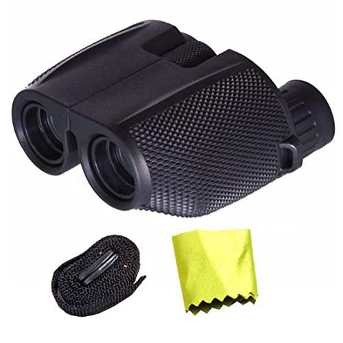 SSEA comet HD+ Day Night Non-Slippery German Lens Military Use Binoculars (10x25 mm, Black)