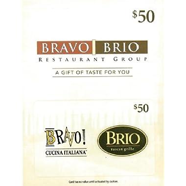 Bravo Brio $50 Gift Card