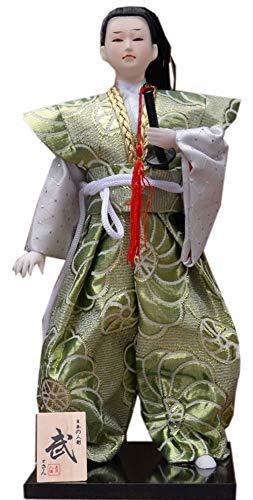 Wukong Direct Samurai Japonés Figuras Artesanías Muñeca humanoide Decoración para la Oficina en casa Regalo # 17
