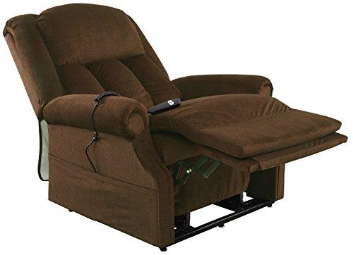 Mega Motion 3 Position Heavy Duty Big Lift Chair 500 lb capacity