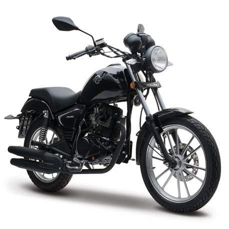 ITALIKA Motocicleta de Chopper – Modelo RC200