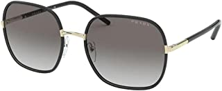 نظارات شمسية من برادا باطار اسود PR 67 XS AAV0A7