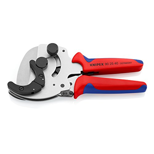 KNIPEX Rohrschneider für Verbund- und Kunststoffrohre (210 mm) 90 25 40