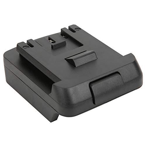 EVTSCAN último adaptador de herramienta eléctrica de batería, adaptador de batería para batería de iones de litio de 18 V Makita convertir a Bosch con carga