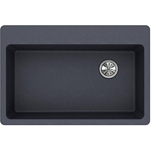 elkay top mount granite sink - 7