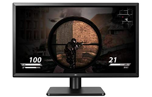 LG Electronics 27MU58P-B 27' Diagonal Ultra HD 4K Monitor TAA Compliant