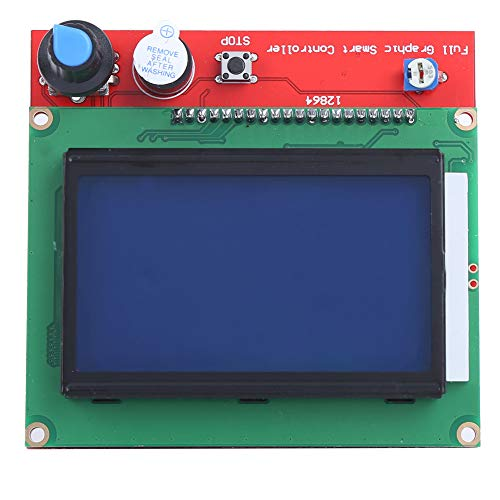 Mega 3D Printer Kit, Stepper Driver Module A Printed Circuit Board for Ramps 1.4 Controller 12864 LCD A4988 Driver