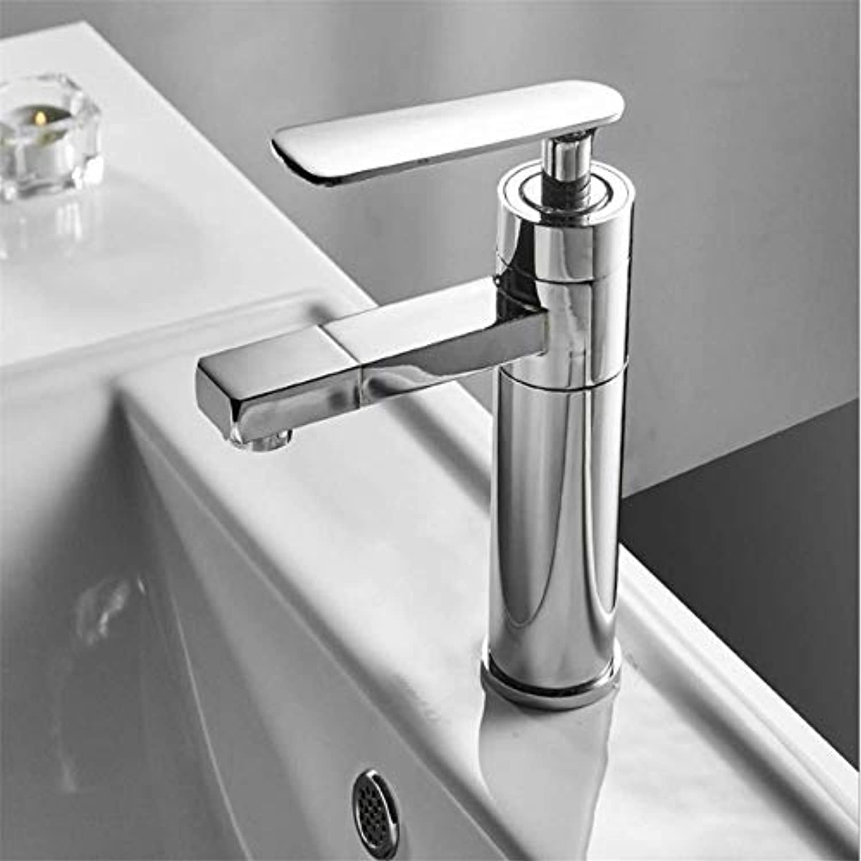 Kalte einlochmontage wasserhahn kupfer über aufsatzbecken waschbecken waschbecken wasserhahn gedreht werden kann