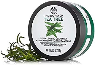 The Body Shop Tea Tree Overnight Mask