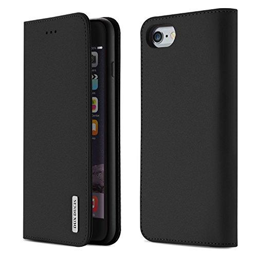 【WISH Series 高級牛革】iPhone6s ケース iPhone6 ケース 手帳型 本革 アイフォン6s アイフォン6 カバー 全面保護 磁石付き カード入れ スタンド機能 耐衝撃 耐摩擦 人気 おしゃれ ギフトボックス付き (iPhone6s/