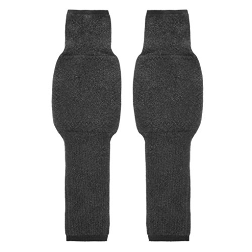 Thermal Knee Leg Warmer Support Sleeve Long Winter Arthritis Joint Pain Relief