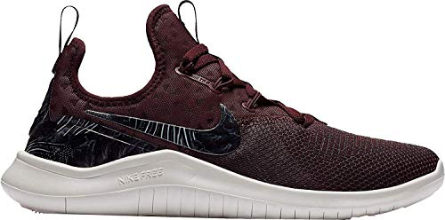 Nike Womens Free TR 8 Training Shoes (Burgundy, 10 M US)