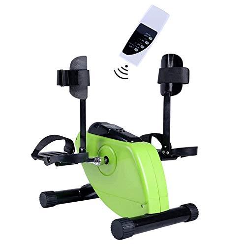 Hometrainer, Elektrische Pedal Exerciser Medical Venter for Been arm en knie Recovery oefening met LCD-scherm en afstandsbediening