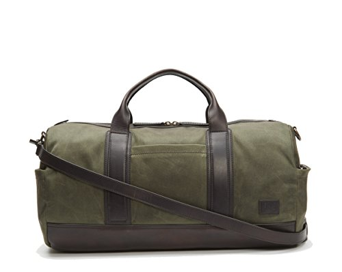 FRYE Men's Carter Duffel, Olive