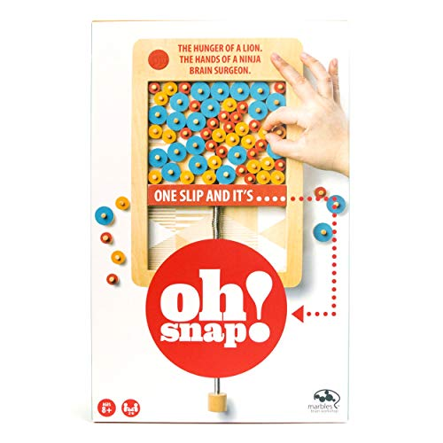 Marbles Oh Snap! Board Game