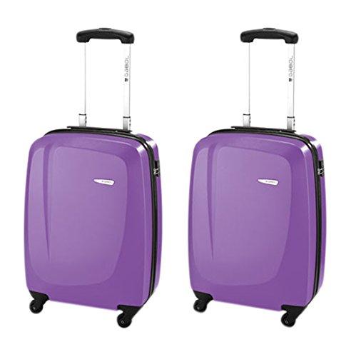GABOL, Set de bagages Mixte Malva 55 cm