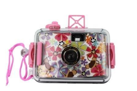 DISOK - CáMara De Fotos AcuáTica Happy Girl - Regalos y Artículos para Cumpleaños Niñas
