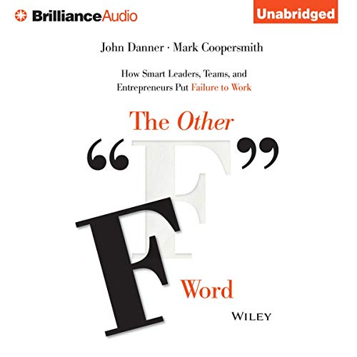 """The Other """"F"""" Word audiobook cover art"""