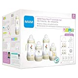 MAM Easy Start Anti-Colic Babyflaschen Set, mitwachsende Baby...