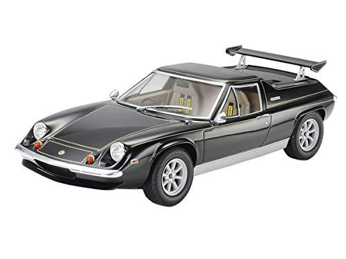 TAMIYA 24358-000 1:24 Lotus Europa Special m. PE, Modellbausatz, Plastikbausatz, Bausatz zum Zusammenbauen, detaillierte Nachbildung, unlackiert