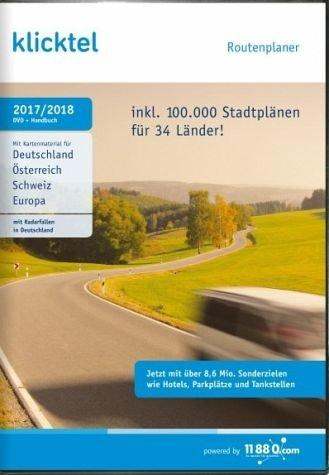 Preisvergleich Produktbild 11880 Internet Services klickTel Routenplaner (2017 / 2018) Software
