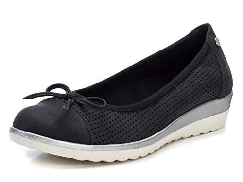 XTI Zapato XTI044104 para Mujer Negro 40